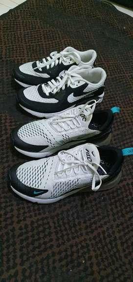 Nike Air Max 270 + Nike Air Max 90 BR