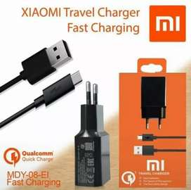 Charger Xiaomi Qualcomm Fast Charging