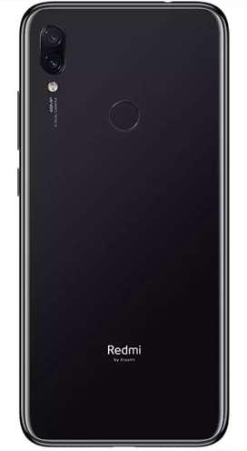 Redmi note 7s 4gb 64gb black