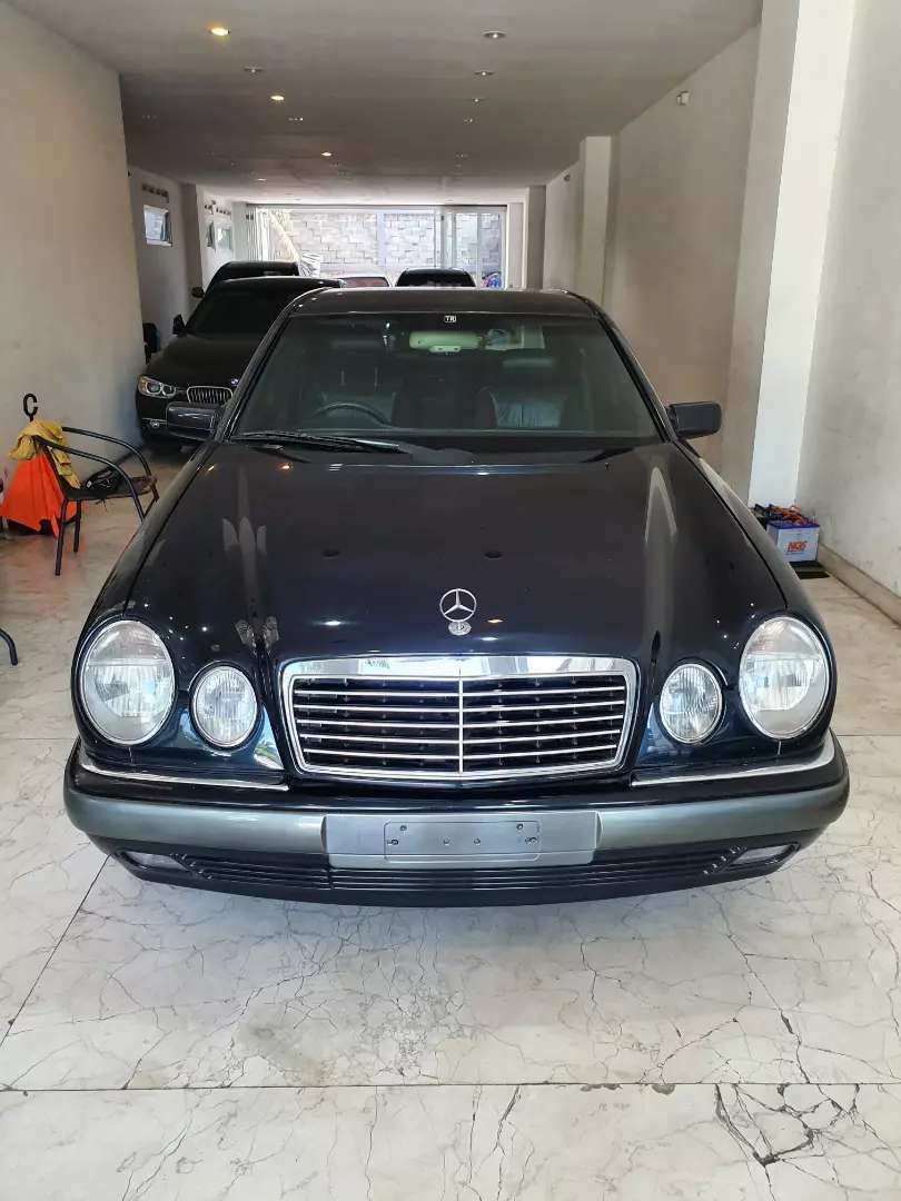 New Eyes E320 Elegance AT 1997 Hitam 0