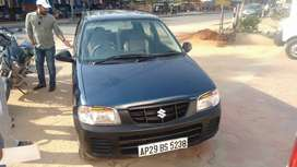 Alto LXI  with good condition.CNG available