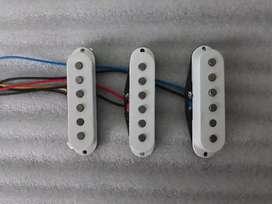 Pickup gitar alnico vintage single coil stratocaster squier fender