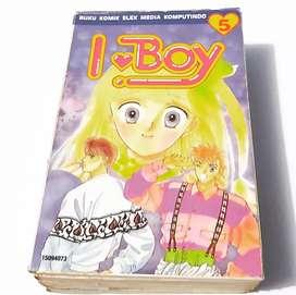 Komik I Love Boy 1-5 Tamat