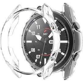 Casing Kesing Samsung Galaxy Watch 3 45mm Samsung Galaxy Watch 3 41mm