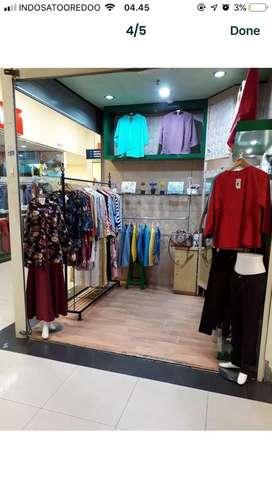 Dijual Toko Baju Di Matos / Malang Town Square