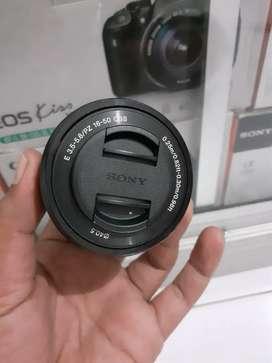Lensa kit copotan A6000 16 50 OSS