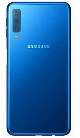 SAMSUNG A7 2018 , Android 10 , UI 2