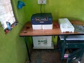 Inverter battery for home