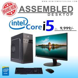 Brand New Intel Core i5 Full Set Computer | 2 Year Warranty