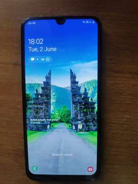 5 days old Samsung M30s brand new bought on 27th May 2020