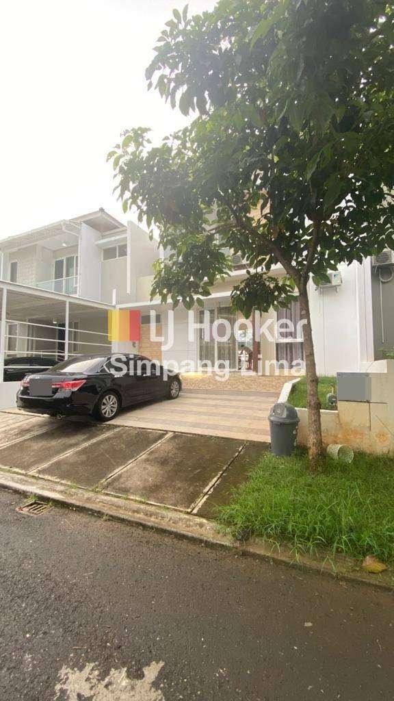 Rumah Ivy Park, BSB, Mijen (9738/39-Ine) :