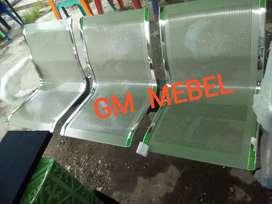 GM MEBEL. Kursi Bandara Airport Besi