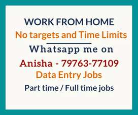 Work at home in your free time. Easy data entry jobs. Apply now