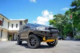 Toyota Hilux Revo 2016  Automatic Type V  NEGO Sopan