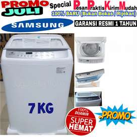 Mesin cuci Samsung 1 tabung 7kg murah
