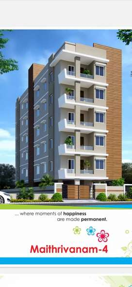 New Project@3bhk@1800 sft, Only one flat in each floor, Hurryuppp!!