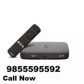 Airtel & Tata Sky  new Digital DTH Connections HD or SD channels
