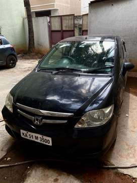 Honda City ZX 2006 Petrol 144000 Km Driven