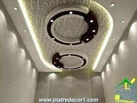 Vision  P O P & Interial Designs