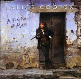 """CD ALICE COOPER """"A FISTFUL OF ALICE"""""""