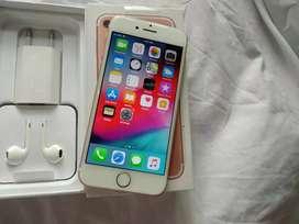 New iPhone 7 128GB 100 % Genuine ,
