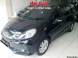 Honda Mobilio DP6Jt E Bukan RS MT Paket Kredit Paling Murah