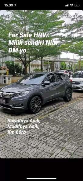 Honda Hrv Facelift 2019 Type E Special Edition