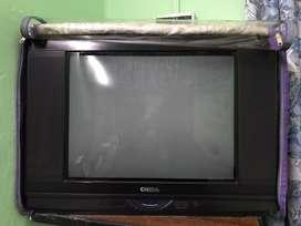 Onida 21 inch CRT color tv - 2500