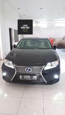 Lexus ES300 Hybrid A/T 2014 Hitam Istimewa