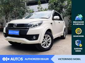 [OLXAutos] Daihatsu Terios 2016 1.5 R M/T Bensin Putih #Victorindo