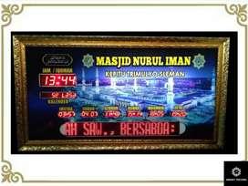 Jual Jam Digital Masjid Kotawaringin Barat Kab.