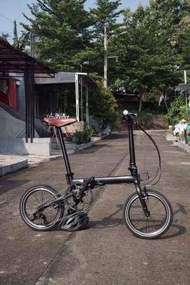 Sepeda Lipat FoldX Xthree , bukan dahon, brompton, pikes, fnhon