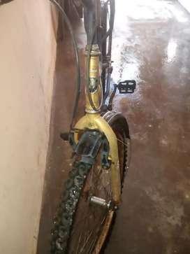Hercules mtb cycle