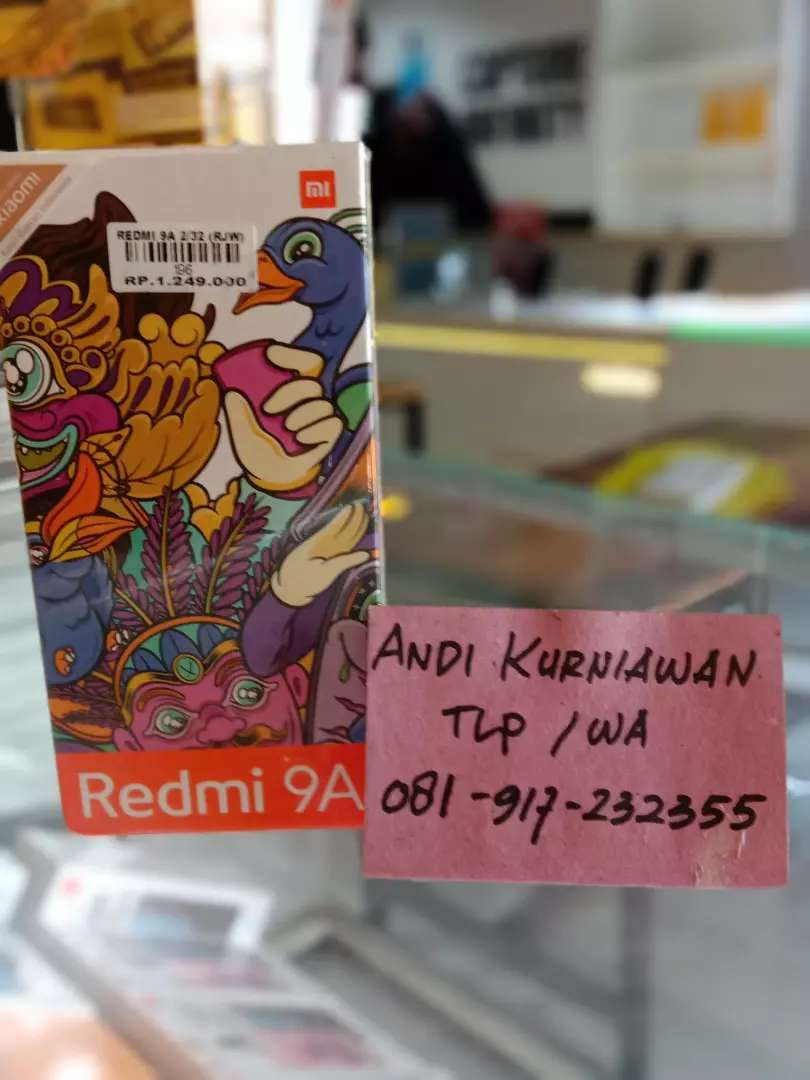 Xiomy Redmi 9a 2/32gb