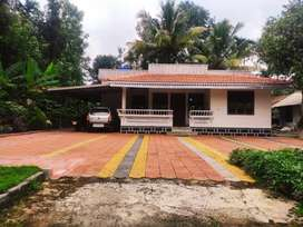 Fully Furnished 1200 sqF Independent House + 90 Cent Plantation