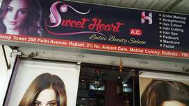Sweetheart Ladies Beauty Saloon