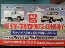 Mehra transport & company