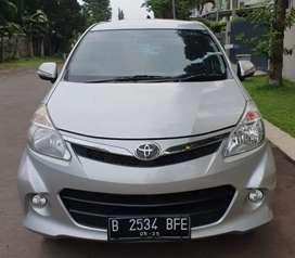 Toyota Avanza Veloz 2015 Matic