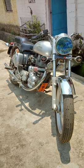 """Excellent condition"" with ""full updated papers Royal Enfield Electra"""