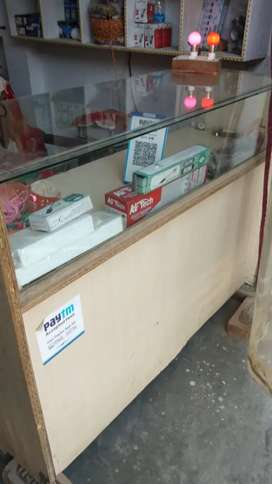 Shop counter available for sell
