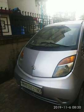 Tata Nano lx  top model 2012 model with all four new ceat tyre