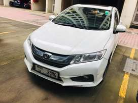 Honda City Vx CVT (automatic) with Sunroof