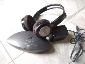 Wireless headphone sony