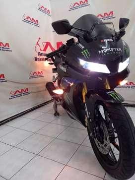 Yamaha R15 V3 Tahun 2019 warna Hitam