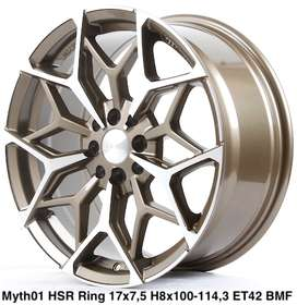 MYTH01 HSR R17X75 H8X100-114,3 ET42 BRZ-MF