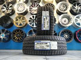 Ban Toyo Tires murah ukuran 205 45 R17 Toyo DRB Mini Cooper CRZ