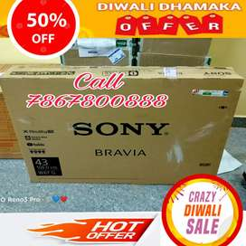 NEW SONY BRAVIA*43INCH*LED TV 4K FHD NON-SMART @DIWALI OFFER SALES