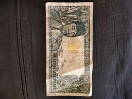 Dijual uang kertas kuno Soerkarno tahun Emisi 1964 bisa nego Cod medan