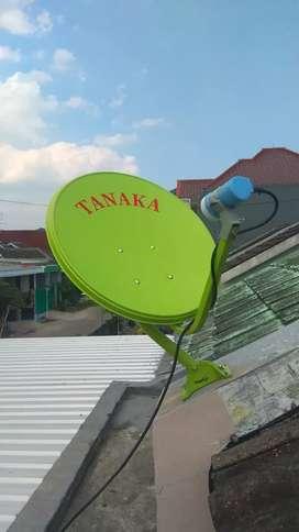 Genuk Ready Parabola mini bebas bulanan gambar jernih