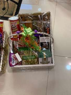 Gift baskets for sale made on order